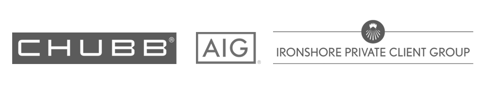 Chubb - AIG - Ironshore Private Client Group