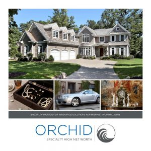 Orchid Insurance High Net Worth Brochure