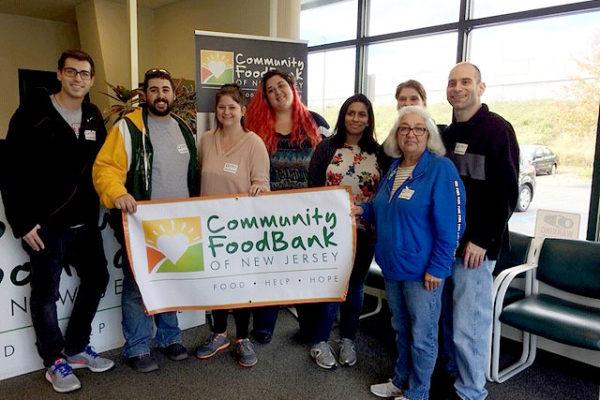 Community Food Bank Volunteering