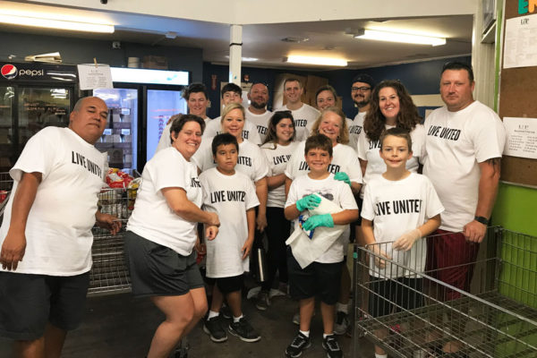 Live United Day of Caring 2019