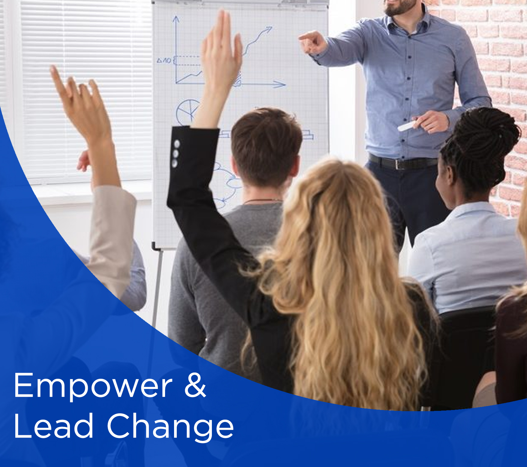 Empower and Lead Change