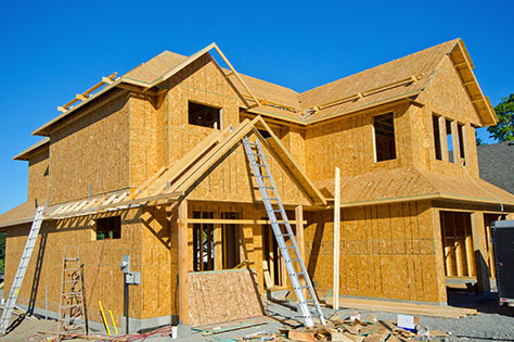 Homeowners Builders Risk Insurance