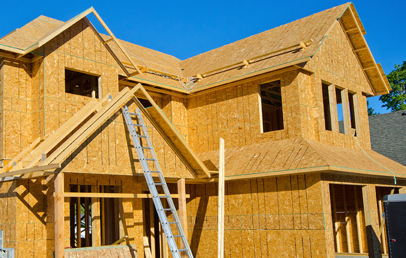 Builder's Risk Insurance for New Homes and Remodels