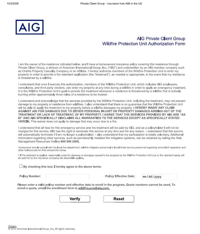 AIG-authorization-fire