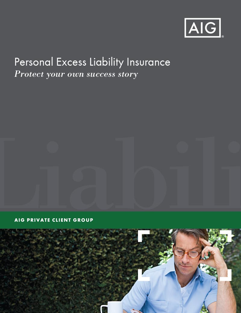 0072I Personal Excess Liability