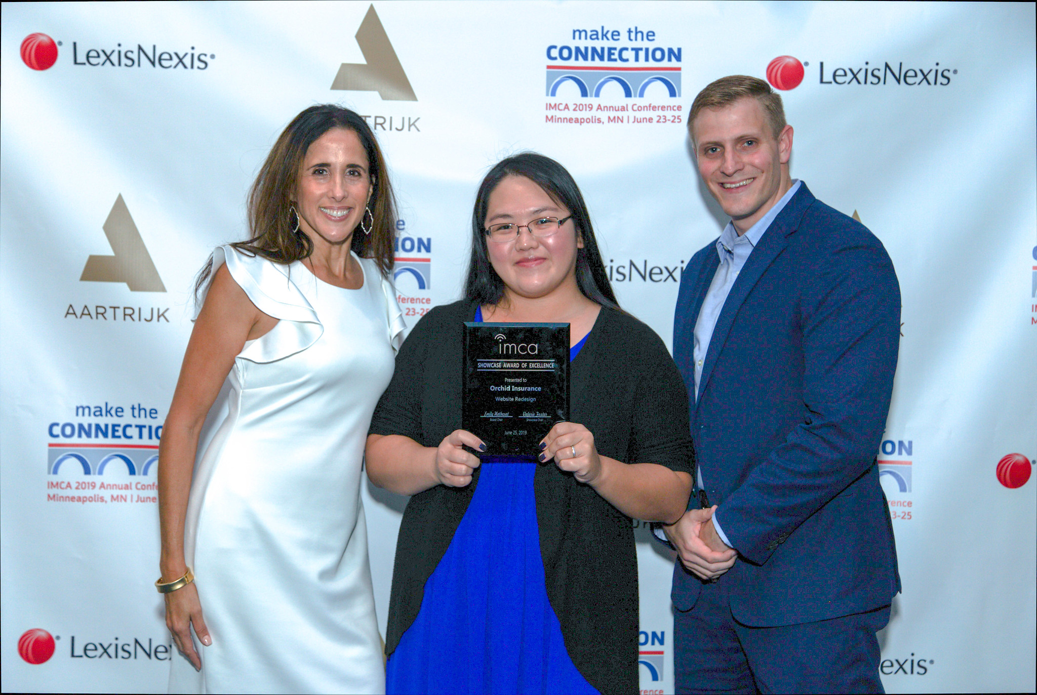 """Orchid Insurance Receives """"Award of Excellence"""" at the  2019 Insurance Marketing & Communications Association Showcase Awards"""