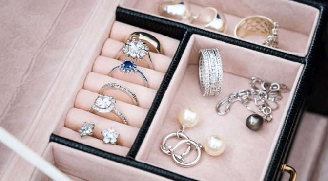 Protecting your jewelry
