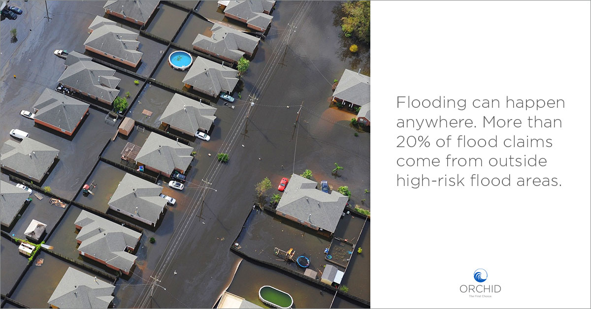 Homeowners at Flood Risk